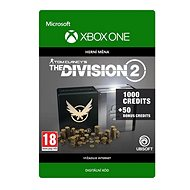 Tom Clancy's The Division 2: 1050 Premium Credits Pack - Xbox One Digital - Herní doplněk