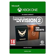 Tom Clancy's The Division 2: 500 Premium Credits Pack - Xbox One Digital - Herní doplněk