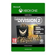 Tom Clancy's The Division 2: 6500 Premium Credits Pack - Xbox One Digital - Herní doplněk