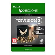 Tom Clancy's The Division 2: 2250 Premium Credits Pack - Xbox One Digital - Herní doplněk