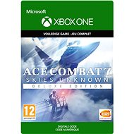 Ace Combat 7: Skies Unknown: Deluxe Edition - Xbox One Digital - Hra pro konzoli