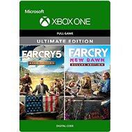 Far Cry New Dawn: Ultimate Edition - Xbox One Digital - Console Game