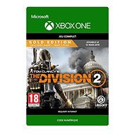 Tom Clancy's The Division 2: Gold Edition - Xbox One Digital - Hra pro konzoli