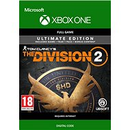 Tom Clancy's The Division 2: Ultimate Edition - Xbox One Digital - Hra pro konzoli