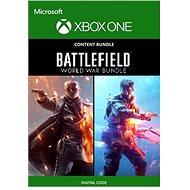 Battlefield Deluxe World War Bundle - Xbox One Digital - Hra pro konzoli