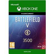 Battlefield V: Battlefield Currency 3,500 - Xbox Digital - Herní doplněk