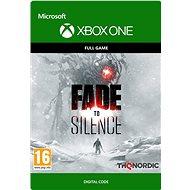 Fade to Silence - Xbox One Digital