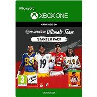Madden NFL 20: MUT Starter Pack - Xbox One Digital - Herní doplněk