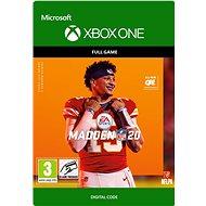 Madden NFL 20: Standard Edition - Xbox Digital - Hra na konzoli