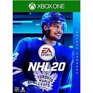 NHL 20: Deluxe Upgrade - Xbox One Digital - Herní doplněk