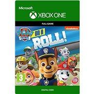 Paw Patrol: On a Roll - Xbox One Digital - Hra pro konzoli