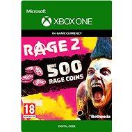 Rage 2: 500 Coins - Xbox One Digital - Herní doplněk