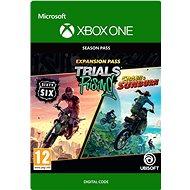 Trials Rising: Expansion Pass - Xbox One Digital - Herní doplněk