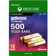 Wolfenstein: Youngblood: 500 Gold Bars - Xbox One Digital - Herní doplněk