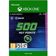 NHL 20 ULTIMATE TEAM NHL POINTS 500 - Xbox One Digital - Herní doplněk