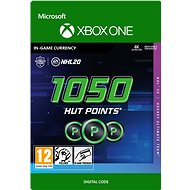 NHL 20: ULTIMATE TEAM NHL POINTS 1050 - Xbox One Digital - Herní doplněk