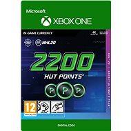 NHL 20: ULTIMATE TEAM NHL POINTS 2200 - Xbox One Digital - Herní doplněk