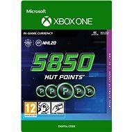 NHL 20: ULTIMATE TEAM NHL POINTS 5850 - Xbox Digital - Herní doplněk