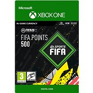 FIFA 20 ULTIMATE TEAM FIFA POINTS 500 - Xbox One Digital - Herní doplněk
