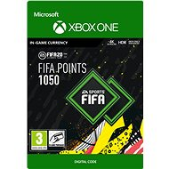 FIFA 20 ULTIMATE TEAM™ 1050 FIFA POINTS - Xbox One Digital - Herní doplněk