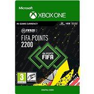 FIFA 20 ULTIMATE TEAM™ 2200 POINTS - Xbox One Digital - Herní doplněk
