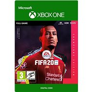 FIFA 20: Champions Edition (Předobjednávka) - Xbox One Digital