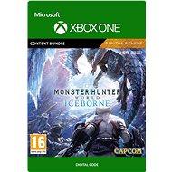 Monster Hunter World: Iceborne Digital Deluxe Edition - Xbox Digital - Hra na konzoli