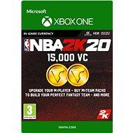 NBA 2K20: 15,000 VC - Xbox Digital - Herní doplněk