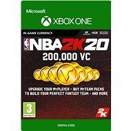 NBA 2K20: 200,000 VC - Xbox One Digital - Herní doplněk