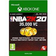 NBA 2K20: 35,000 VC - Xbox One Digital