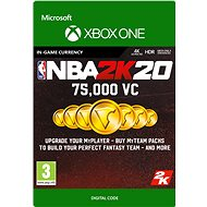 NBA 2K20: 75,000 VC - Xbox One Digital
