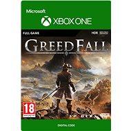 GreedFall - Xbox Digital - Hra na konzoli