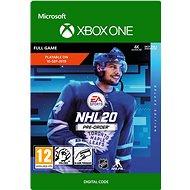 NHL 20: Deluxe Edition - Xbox Digital - Hra na konzoli