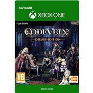 Code Vein: Deluxe Edition - Xbox Digital - Hra na konzoli
