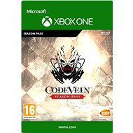 Code Vein: Season Pass - Xbox Digital - Herní doplněk