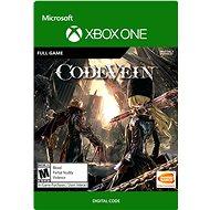 Code Vein: Standard Edition - Xbox One Digital - Hra pro konzoli