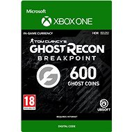 Ghost Recon Breakpoint: 600 Ghost Coins - Xbox One Digital - Herní doplněk