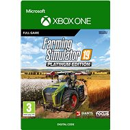 Farming Simulator 19: Platinum Edition - Xbox One Digital - Hra pro konzoli