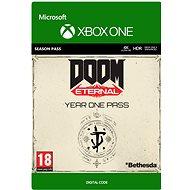 Doom Eternal: Year One Season Pass - Xbox One Digital - Herní doplněk