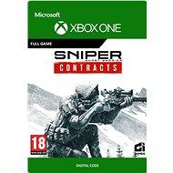 Sniper Ghost Warrior Contracts - Xbox Digital - Hra na konzoli