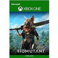 Biomutant - Xbox Digital - Hra na konzoli