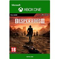 Desperados III - Xbox One Digital