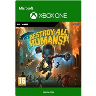 Destroy All Humans - Xbox One Digital