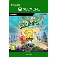 SpongeBob SquarePants: Battle for Bikini Bottom - Rehydrated - Xbox Digital - Hra na konzoli