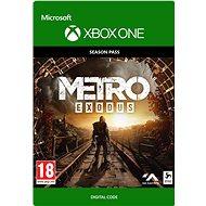 Metro Exodus: Season Pass - Xbox Digital