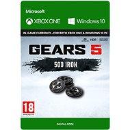 Gears 5: 500 Iron - Xbox One Digital - Herní doplněk