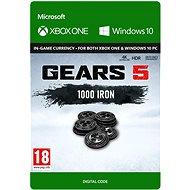Gears 5: 1000 Iron - Xbox Digital