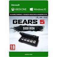 Gears 5: 5000 + 1000 Iron - Xbox Digital