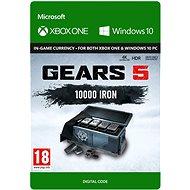 Gears 5: 10000 + 2500 Iron - Xbox Digital