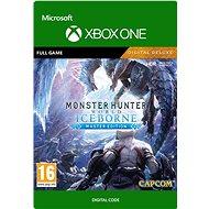 Monster Hunter World: Iceborne Master Edition Digital Deluxe - Xbox Digital - Hra na konzoli